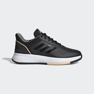 Zapatillas Courtsmash Core Black / Core Black / Grey Six EE8452