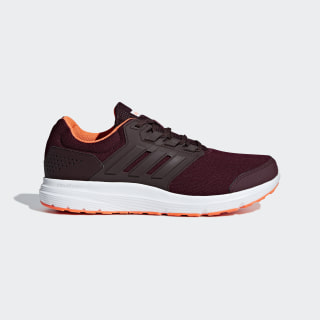 Tenis galaxy 4 m MAROON/NIGHT RED/FTWR WHITE B43806