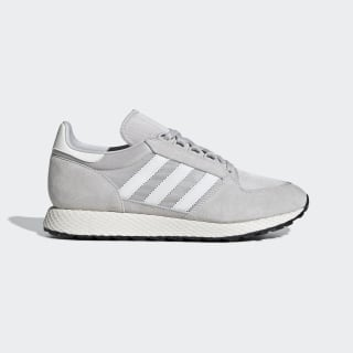 Forest Grove Shoes Grey One / Cloud White / Core Black EE5837