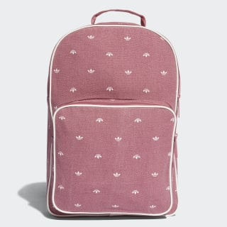 Mochila Trefoil Classic Pink / White DJ1437