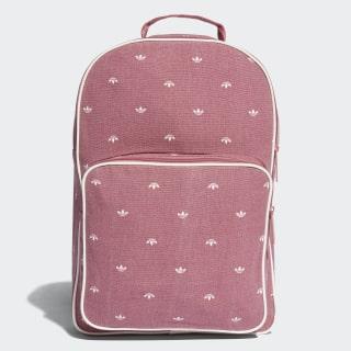 Trefoil Classic Backpack Pink / White DJ1437