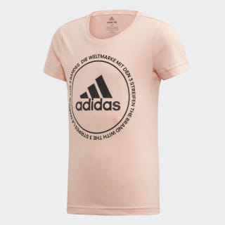 Prime T-Shirt Glow Pink / Black ED6330