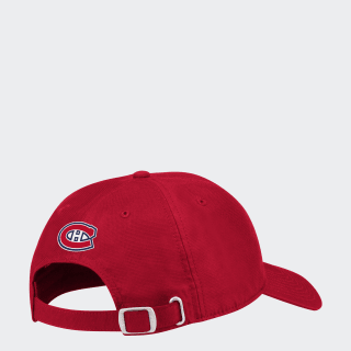 Canadiens Coach Slouch Adjustable Hat Nhl-Mca-508 / Power Red / Dark Navy FI1078