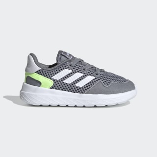 Zapatilla Archivo Grey / Cloud White / Signal Green EG3978
