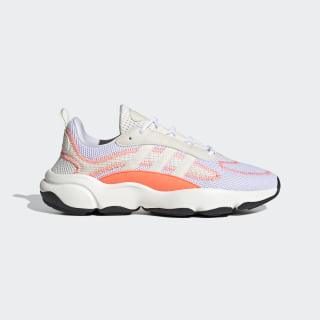 Haiwee Shoes Cloud White / Off White / Signal Coral EF4451