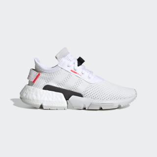POD-S3.1 Shoes Cloud White / Cloud White / Shock Red DB2875