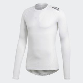 Alphaskin Sport Long-Sleeve Top White CD7178