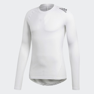 Alphaskin Sport T-shirt White CD7178