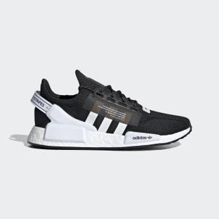 Sapatos NMD_R1 V2 Core Black / Cloud White / Core Black FV9021