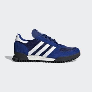Marathon TR sko Mystery Blue / Chalk White / Core Black B37443