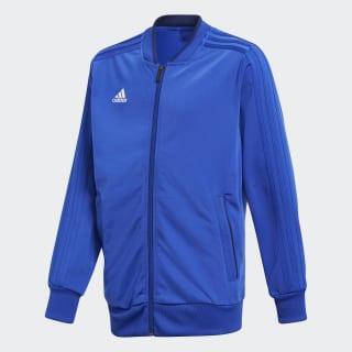 Condivo 18 Jacket Bold Blue/Dark Blue/White CF4336