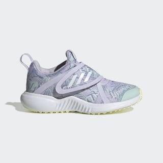 Кроссовки для бега FortaRun X Purple Tint / Cloud White / Dash Green EF9711