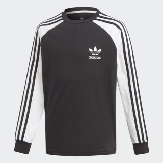 3-Stripes Tee Black / White DV2900