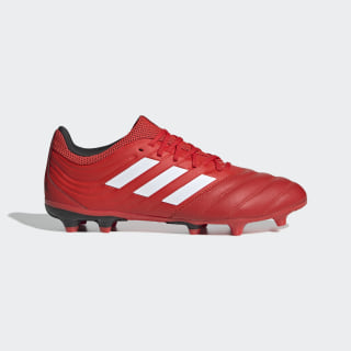 Copa 20.3 Firm Ground Voetbalschoenen Active Red / Cloud White / Core Black G28551