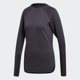 Climb the City Crew Sweatshirt Carbon CY8681