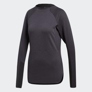 Sweat-shirt Climb the City Crew Carbon CY8681