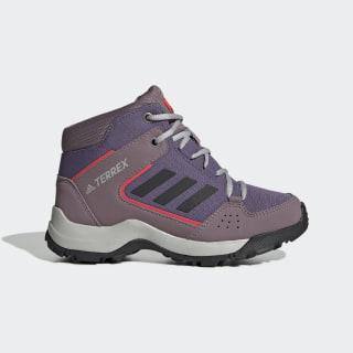 Terrex Hyperhiker Hiking Shoes Tech Purple / Core Black / Shock Red EF2424