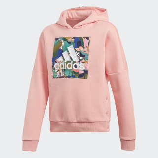 Graphic Hoodie Glory Pink GG1030