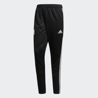 Pantalones de Entrenamiento Selección de Argentina 2018 Black / White CF2642