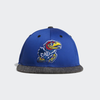 Jayhawks Flat Brim Hat Multi DN7830