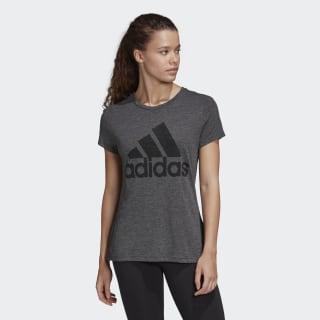 T-shirt Must Haves Winners Black Melange FI4761