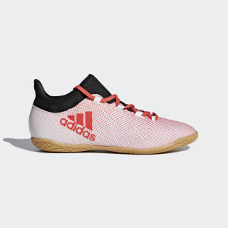 X Tango 17.3 Indoor Boots Cloud White / Real Coral / Core Black CP9034