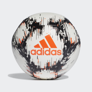 Pelota adidas Capitano off white / black / solar red DN8732