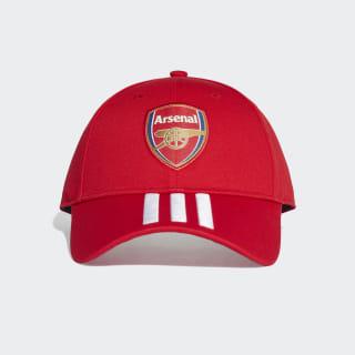 Šiltovka Arsenal Scarlet / White EH5083