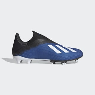 X 19.3 Firm Ground Voetbalschoenen Team Royal Blue / Cloud White / Core Black EG7178