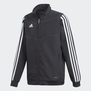 Парадная куртка Tiro 19 black / white DT5270