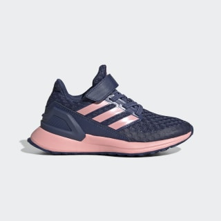 Zapatillas RapidaRun Tech Indigo / Glory Pink / Cloud White EF9259