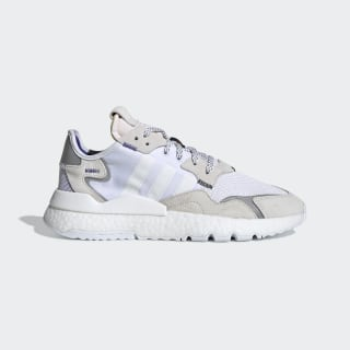 Zapatillas Nite Jogger Cloud White / Cloud White / Cloud White EE5885