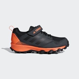 Tênis Terrex Tracerocker CF CARBON/CORE BLACK/HI-RES ORANGE S18 AC7949