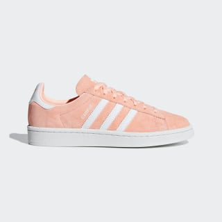 Zapatillas Campus Pink /  Ftwr White  /  Crystal White CG6047