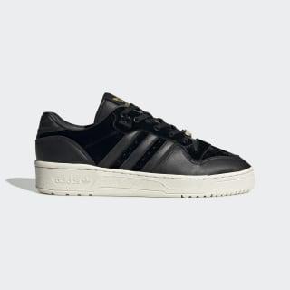 Rivalry Low Shoes Core Black / Core Black / Cloud White EH0181