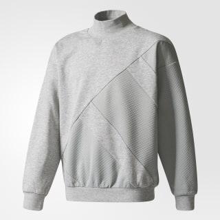 Sweat-shirt EQT Crew Medium Grey Heather BQ3999