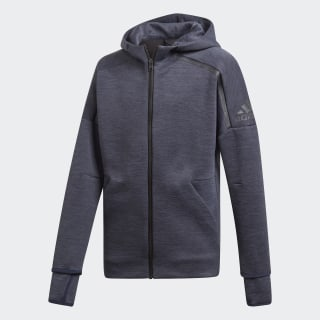 adidas Z.N.E. Fast Release hoodie Zne Htr/Legend Ink / Black DJ1833