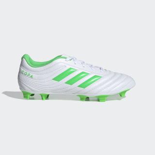 Calzado de fútbol Copa 19.4 Multiterreno ftwr white / solar lime / ftwr white D98069