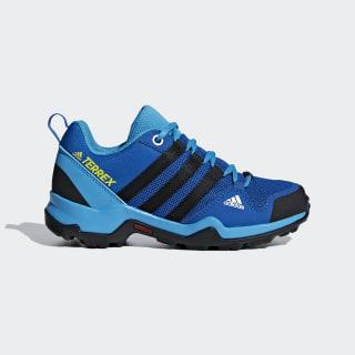 Terrex AX2R Climaproof Shoes Blue Beauty / Core Black / Shock Yellow BC0675