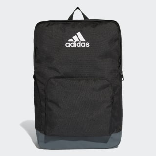 Mochila Tiro BLACK/DARK GREY/WHITE S98393