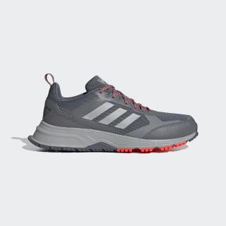 Rockadia Trail 3.0 Shoes Grey / Grey Two / Solar Red EG3470