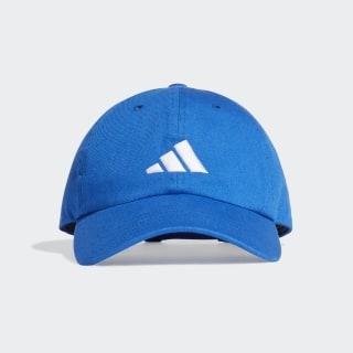 adidas Athletics Pack Dad Şapka Blue / Blue / White FK4420