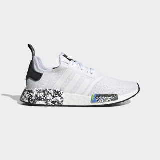 NMD_R1 Shoes Cloud White / Core Black / Cloud White EG7576