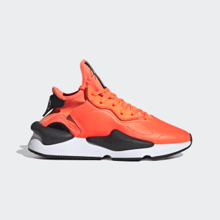 Y-3 Kaiwa Solar Orange / Black / Cloud White EH1395