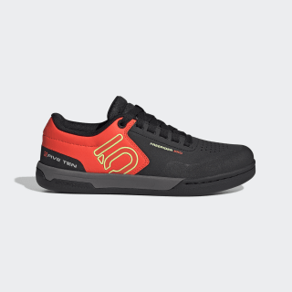 Sapatos de BTT Freerider Pro Five Ten Core Black / Signal Green / Solar Red EF6972