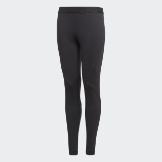 Tight lunghi Alphaskin Sport Black CF7215