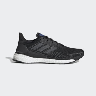 Zapatillas Solarboost 19 Core Black / Grey / Collegiate Royal F34100