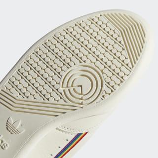 ADIDAS CONTINENTAL 80 Pride EF2318 Blanc Baskets Originals