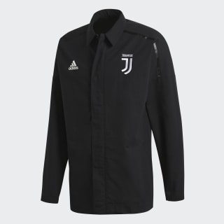 Chamarra Juventus adidas Z.N.E. Black CY8284