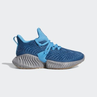 Alphabounce Instinct Shoes Legend Marine / Legend Marine / Shock Cyan F33970